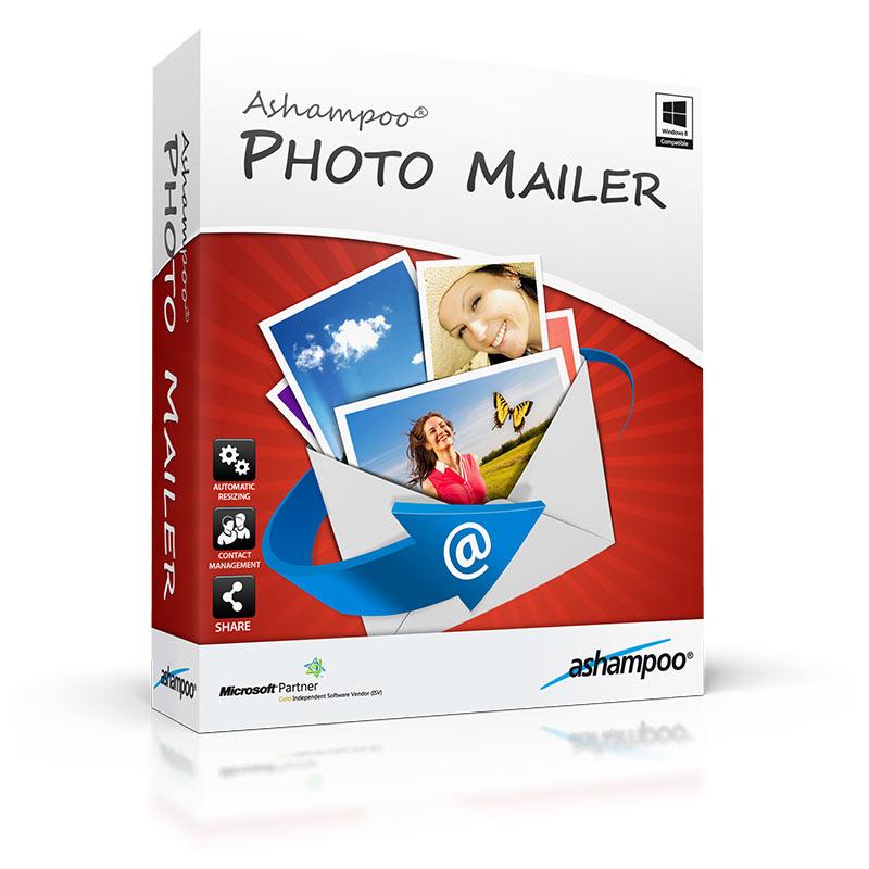 Ashampoo Photo Mailer邮件快速分享照片软件_1.0.8_32位 and 64位中文共享软件(13.96 MB)