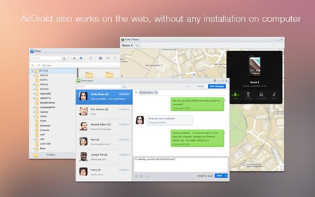 AirDroid for Mac_3.2.1_32位 and 64位中文免费软件(12.78 MB)