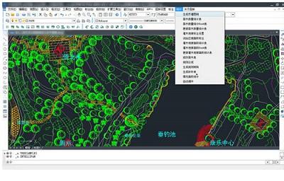 中望CAD景园2015_Beta_32位 and 64位中文免费软件(12.63 MB)