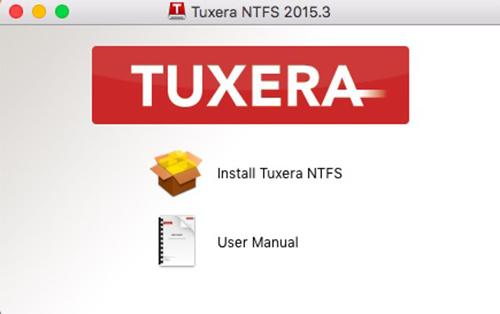 Tuxera NTFS for Mac(mac读写NTFS磁盘工具)_2016_32位 and 64位中文免费软件(47.04 MB)