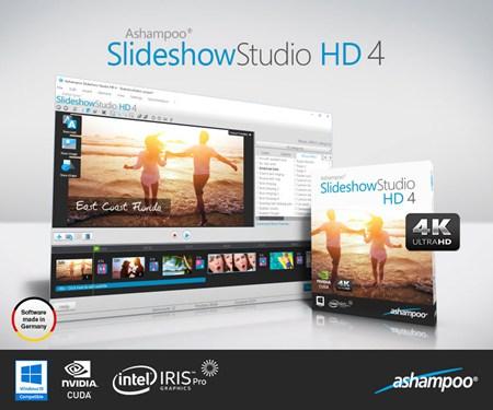 Ashampoo® Slideshow Studio HD 4_4.0.6_32位 and 64位中文共享软件(52.38 MB)