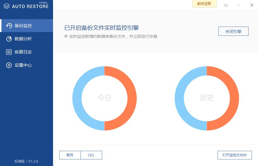 SQLAutoRestore_V1.2.8_32位 and 64位中文免费软件(1.87 MB)