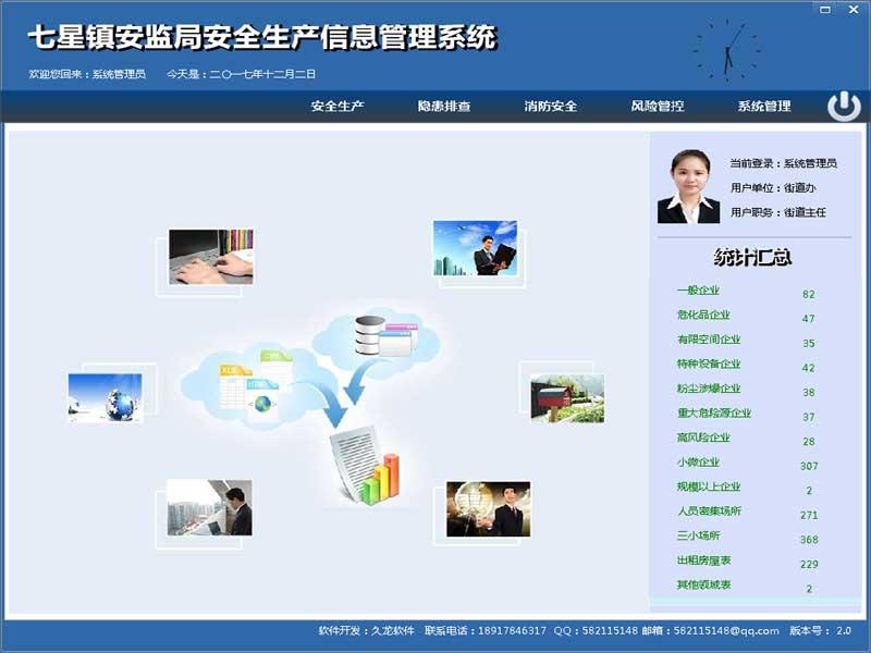 安全生产信息管理系统_2.0_32位中文免费软件(15.08 MB)