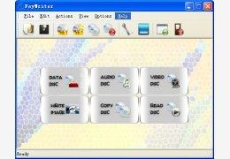 CD\DVD刻录软件(FeyWriter) 绿色免费版_1.8_32位中文免费软件(2.45 MB)