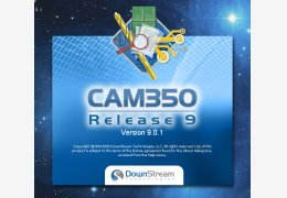 Cam350绿色版_v9.0_32位中文免费软件(18.4 MB)