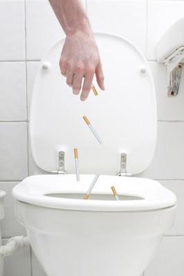 全白的是哪种香烟?