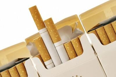 中国香烟的软包装和硬包装的价格是多少?