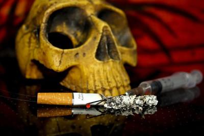 吸烟对运动员有什么危害?