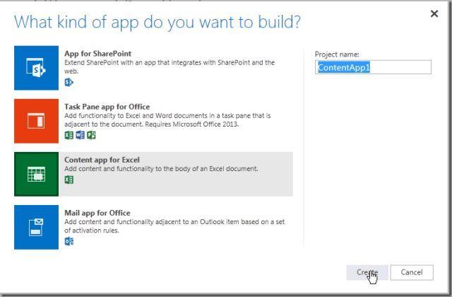 "【数据测试】微软为Office和SharePoint推云App模块""Napa"""