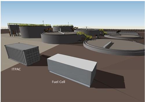 【数据测试】微软正开发用燃料电池供电的云服务器