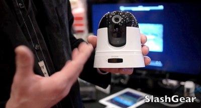 【数据测试】D-Link推新款云摄像机Cloud Camera 5000