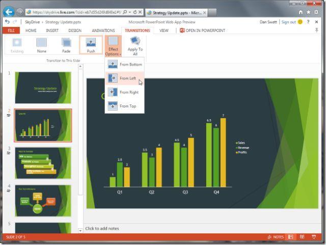 【数据测试】网页版Office 365正式上线