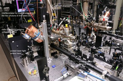 【数据测试】物理学家实现量子计算应用于磁成像领域
