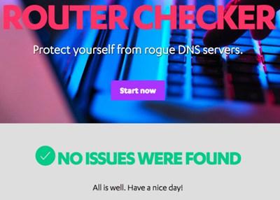 【数据测试】F-Secure推一键在线工具 确保家用路由网络安全