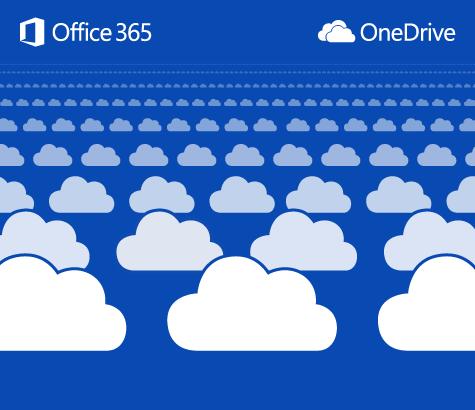 【数据测试】微软Office 365用户将获得无限存储空间