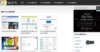 【浏览器插件】Cnplugin 一个内容非常丰富的谷歌插件网