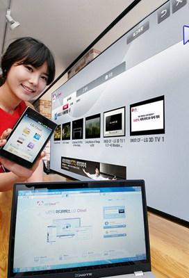 【数据测试】LG在韩国发布Cloud云服务