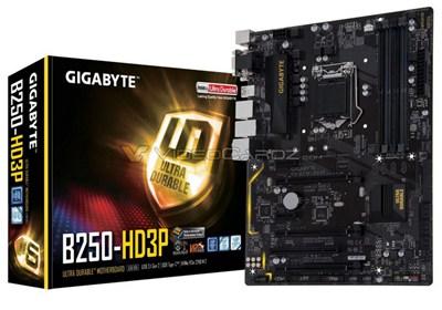 【电脑组装】电脑组装之技嘉主板B250-HD3P、技嘉B250M-D2V和B250M-D3H的推荐