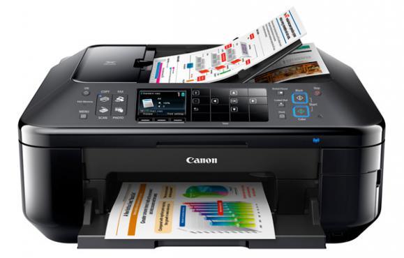 【数据测试】Canon新一代云打印一体机MX892发布