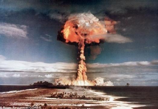 【数据测试】若地球发生核战争:经历20年寒冬数十亿人饿死