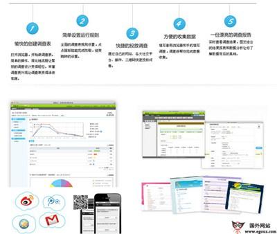 【工具类】DiaoChaPai:调查派在线调查表系统平台