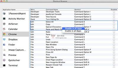 【工具类】HotkeyEVE:Mac电脑快捷键提醒
