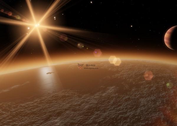 【经典网站】SpaceEngine:宇宙探索模拟游戏官网