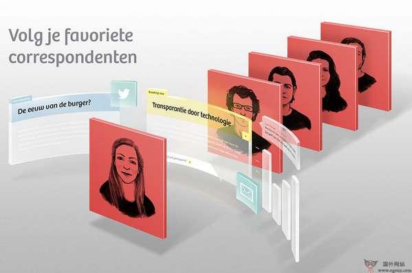 【经典网站】DeCorrespondent:荷兰众筹新闻网