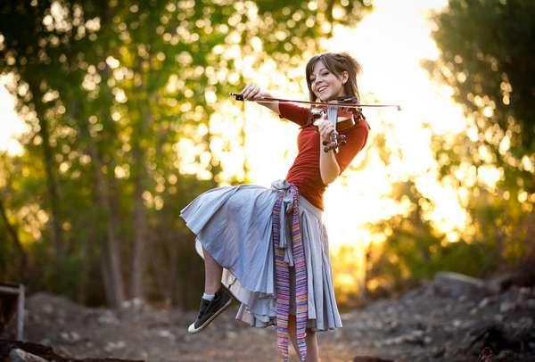【经典网站】LindseyStirling:琳赛斯特林小提琴音乐家