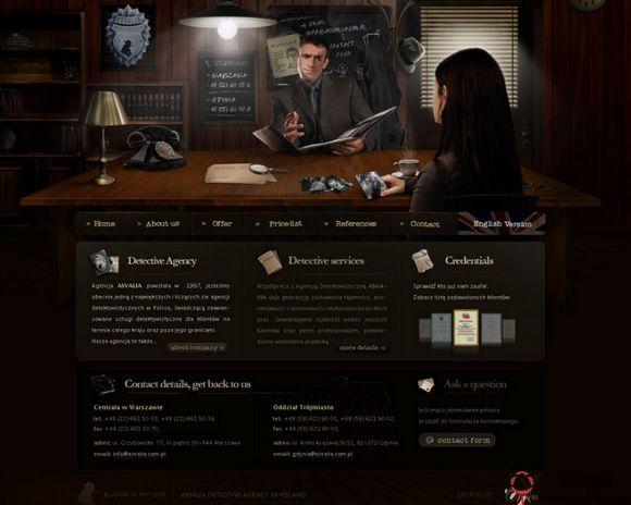 【经典网站】Rzmota:优秀网页设计作品展示平台