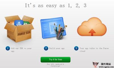 【工具类】Parse:App应用开发辅助工具