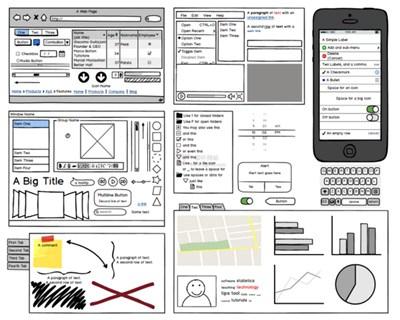 【工具类】Balsamiq Mockups 轻量级草图原型绘制工具