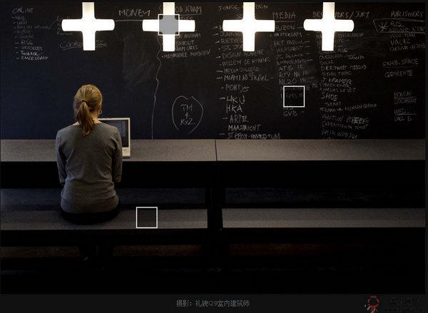 【经典网站】Kontor:工作场所创意设计展示网