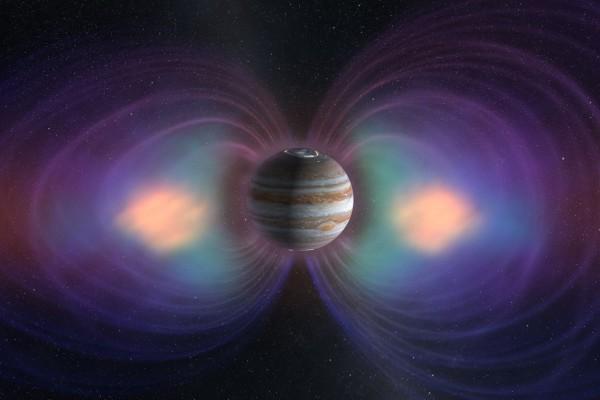 """【数据测试】[音频]听听""""朱诺号""""经过木星磁场时收集到的太空之声"""