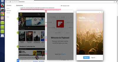 【数据测试】ARChon让你在全平台Chrome浏览器上运行Android应用