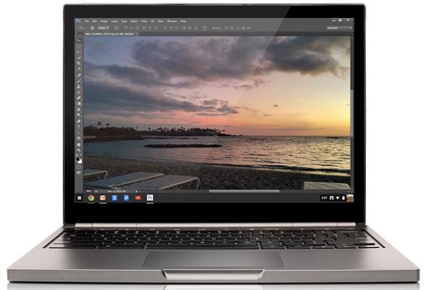【数据测试】Photoshop将以在线编辑的形式登陆Chromebook