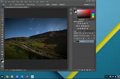 【数据测试】Photoshop for Chrome OS是基于云端的应用