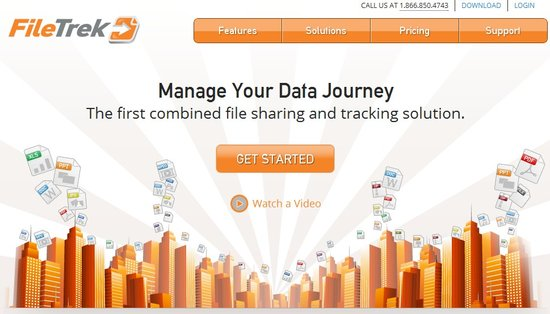【数据测试】云存储文件分享平台Filetrek融资1000万美元