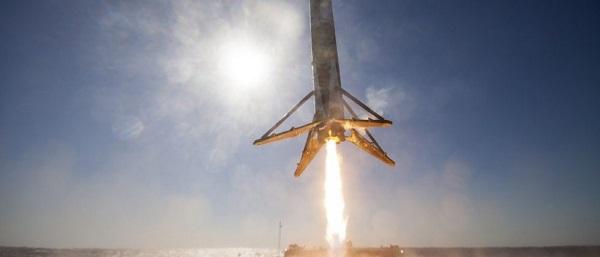【数据测试】[视频]SpaceX发布火箭在驳船成功着陆的360°全景视频