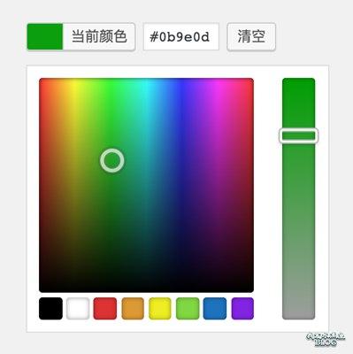 【Wordpress相关】在 WordPress 后台如何使用颜色选择器