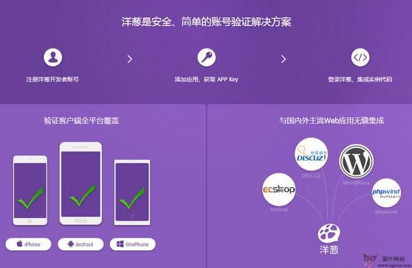 【经典网站】洋葱账号令牌系统【YangCong】