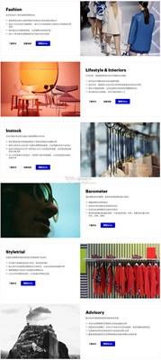 【经典网站】WGSN|全球时尚权威趋势分析