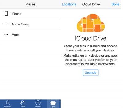 【数据测试】微软更新iOS Office套件 开始支持iCloud Drive
