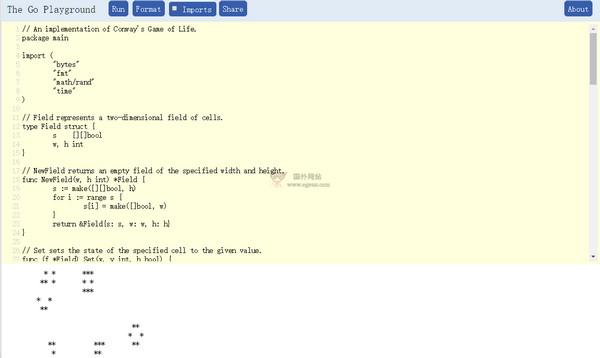 【经典网站】Golang:免费开源编程语言官网