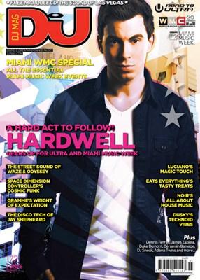 【经典网站】DJmag:英国电子音乐杂志