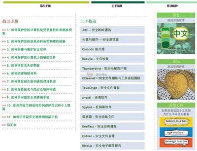 【经典网站】SecurityinaBox:个人网络安全指南
