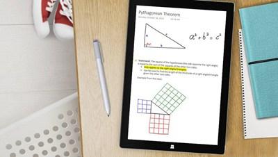 【数据测试】微软为教师推出OneNote教程网站