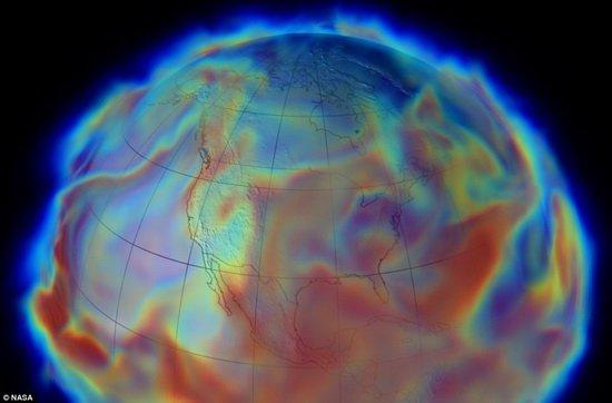【数据测试】超级计算机建模地球大气层 提高天气预报精度