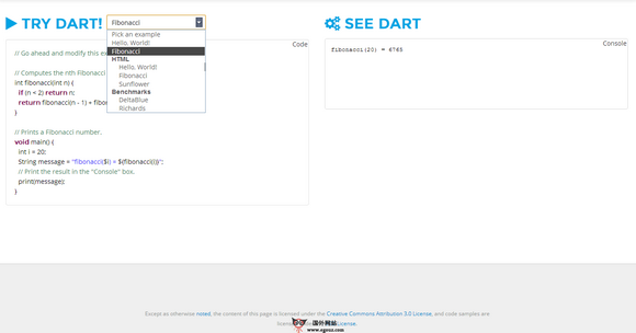 【经典网站】DartLang:结构化Web编程语言