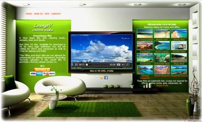 【经典网站】Loungev:在线自然风景舒缓音乐网